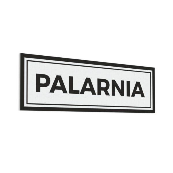 """Naklejka """"Palarnia"""""""