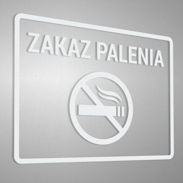 """Naklejka """"Zakaz Palenia"""""""