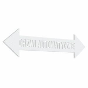Naklejka Drzwi Automatyczne